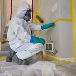 Mold Removal & Remediation in Wilmington, MA by ServiceMaster Disaster Associates, Inc.