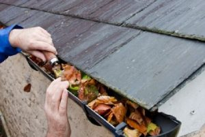 Prevent water damage by cleaning your gutters - ServiceMaster Disaster Associates, Inc. in Boston, MA